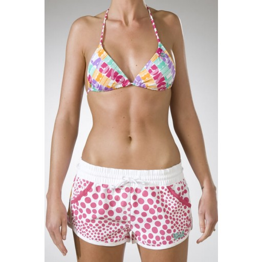 Billabong Cal BS Shorts In Pink