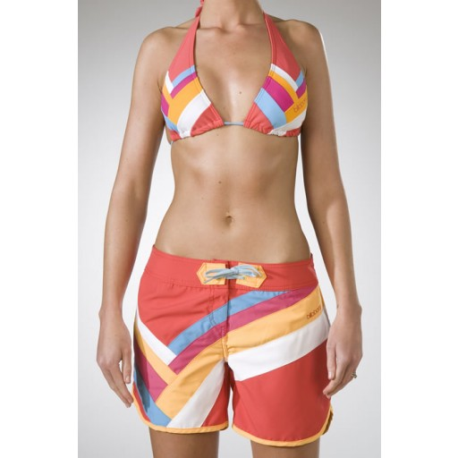 Billabong Calypso BS Shorts In Hibiscous