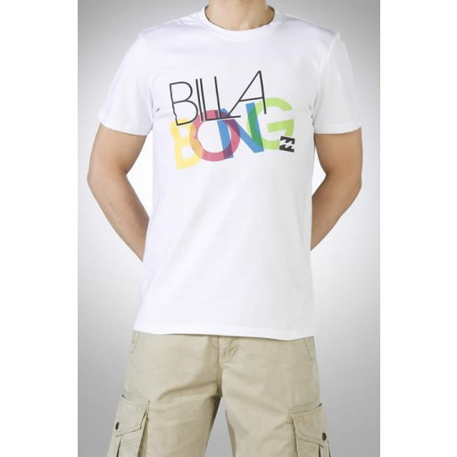 Billabong Coctail Tee In White