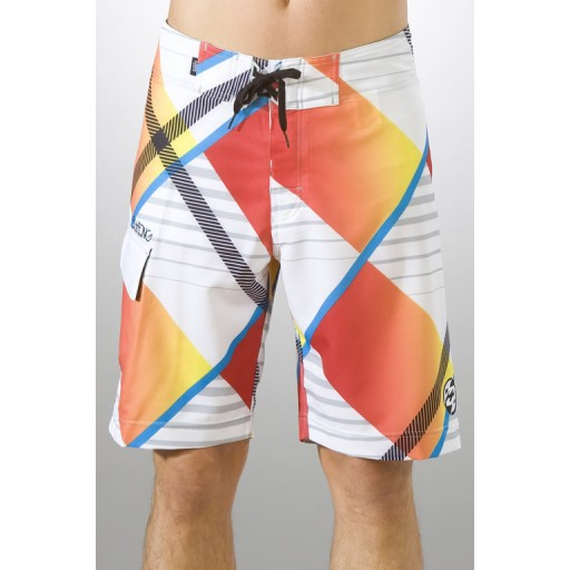Billabong Colossal Board Shorts in White