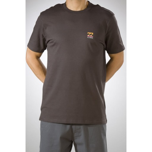 Billabong Tension T Shirt in Coffee