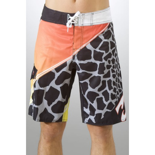 Billabong Zero Gravity board shorts in Orange