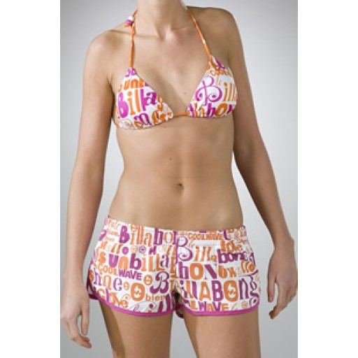 Billabong Sunshine Shorts In Passion