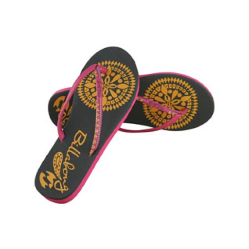 Billabong Leonor Flip Flops In Wolf