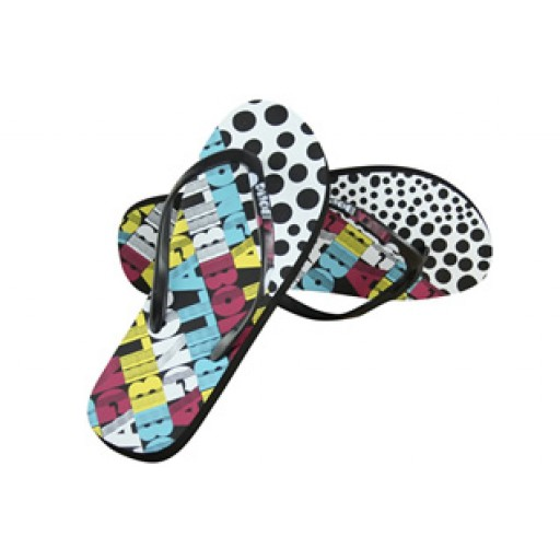 Billabong Lucilla Flip Flop In Black