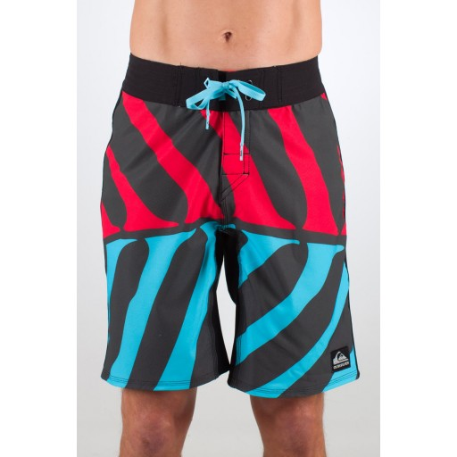 Quiksilver One Palm Point Men's Shorts (Poppy)