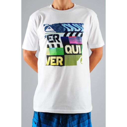 Quiksilver Broadcast T Shirt