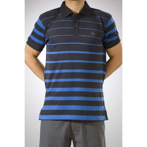 Quiksilver Kinda Polo Shirt In Black