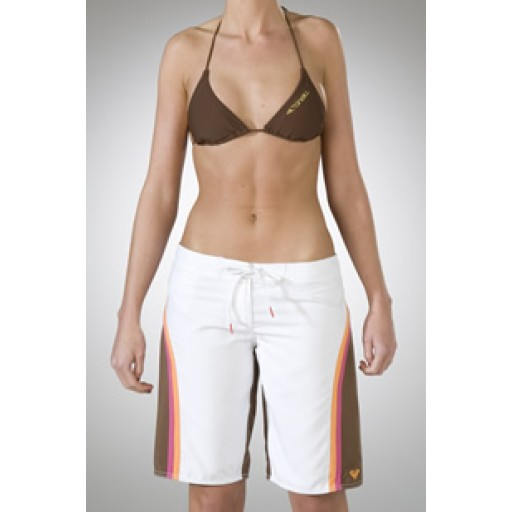 Roxy Classic Wave Coffee shorts