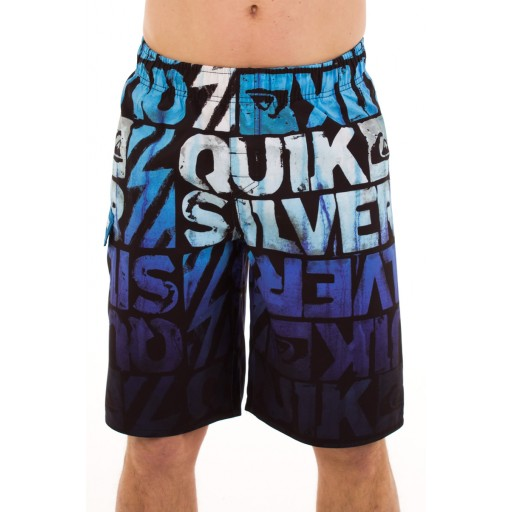 Quiksilver Dipped 21 Boardshorts Front