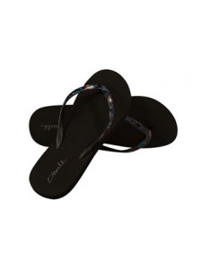 O'Neill Freestyle Women's Flip Flop (Black)