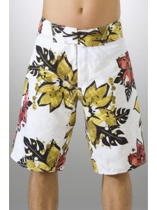 Animal Finwaft Men's Shorts In White