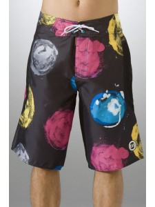 Animal Flail Mens Shorts In Black