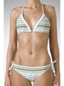 Animal Pryor Bikini in Blue Mist