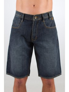 Animal Tain Shorts (Dark Wash)