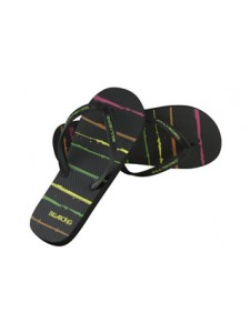 Billabong Attempt Flip Flops in black