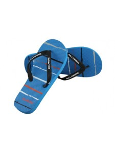 Billabong Attempt Flip Flops in blue