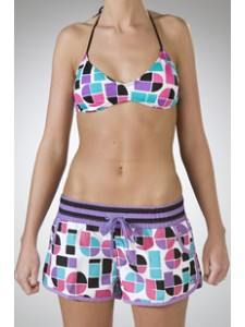 Billabong Betty Shorts In Orchid