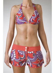 Billabong Laelia BS Shorts In Hibiscous