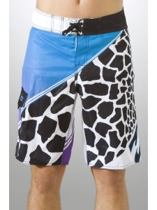 Billabong Zero Gravity board shorts in Purple