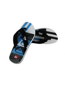Quiksilver Cypher Massive Mens Flip Flops In Blue
