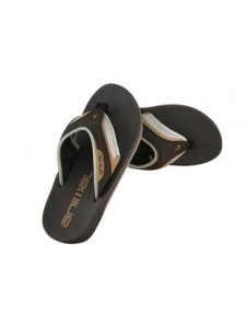 Animal Hooper In Demitasse Brown Mens Flip Flops