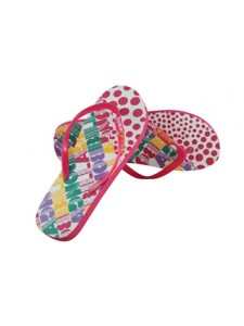 Billabong Lucilla Flip Flop In Pink