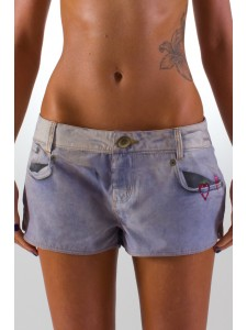 O'Neill Denims Women's Shorts (Purple)