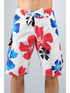 O'Neill Cali Flower Board Shorts (White)