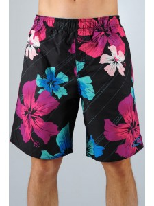 O'Neill Cali Flower Jam board shorts (Black)