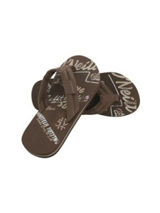 O'Neill Cole Mens Flip Flops (Brown)