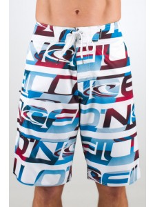 O'Neill Founder board shorts White