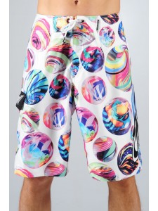 O'Neill Marbled board shorts (White)