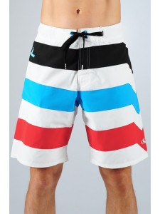 O'Neill Patched Stripes board shorts