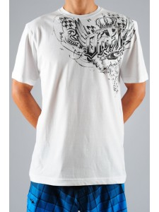O'Neill Short Tail T Shirt (White)