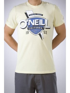 O'Neill Super Speed T Shirt (Yellow)