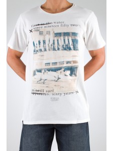O'Neill Surf Rentals Tee (White)