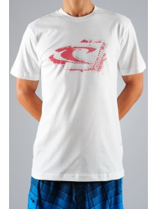 O'Neill Wave t shirt (White)
