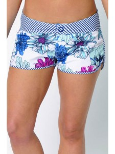 Animal Fairiel White Boardshort