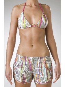 Billabong Liora Shorty Shorts Front