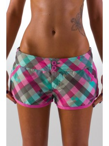 O'Neill Checkmaid Shorts Front