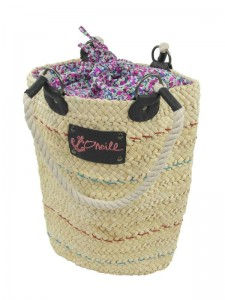 O'Neill Straw Bag