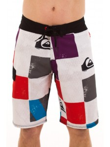 Quiksilver Explosive Board Shorts Front