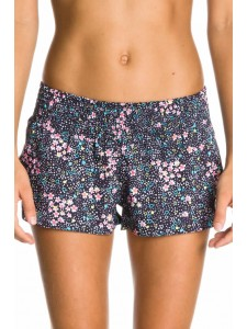 Roxy Beach Babe Black Shorts