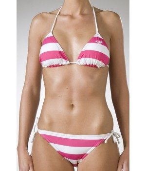 Roxy Spot On String Bikini (Pink)