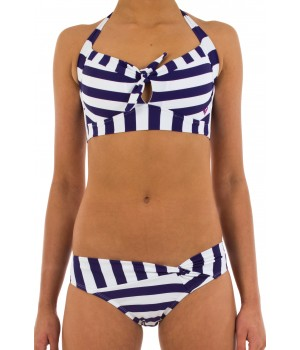 Roxy Seeing Stripes Adjustable D Cup
