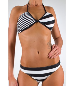 Roxy Hot Chip Rio Bikini (Black)