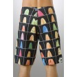 Billabong Surf Tail board shorts in Black