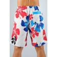 O'Neill Cali Flower Jam board shorts (White)