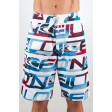 O'Neill Founder Board Shorts in White